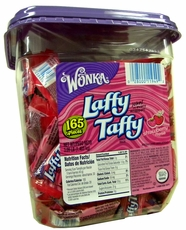 Laffy Taffy Chews 145ct - Strawberry