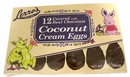 Lerro Easter Egg Trays 12ct - Coconut Cream