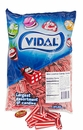 Licorice Mini Candy Canes 4.4lb Bag