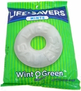 Life Savers Singles 6.25oz Bag Wint-O-Green