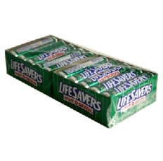 Lifesavers Mints 20ct - Wint-O-Green