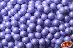 Light Purple Mini Chocolate Balls 2lb Sixlets