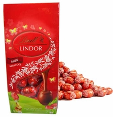 Lindor - Lindt Milk Chocolate Mini Truffle Eggs 4.4oz