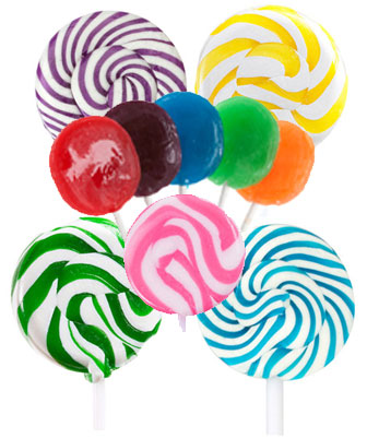 Lollipops For Candy Buffets