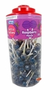 Lotta Lollies Navy Blue Rasp 150 Count