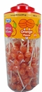 Lotta Lollies Orange 150 Count