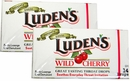 Ludens Cough Drops 20ct - Cherry