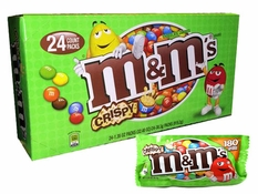 M&M Crispy 24 Count