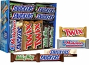 M&M Mars Variety Pack 30ct Candy Bars
