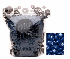 M&M's Dark Blue 2lb Bag