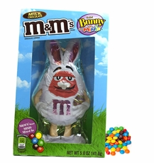 M&M's Filled Chocolate Bunny 5oz