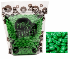M&M's Green 2lb Bag