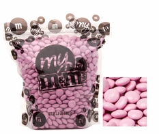 M&M's Light Pink 2lb Bag