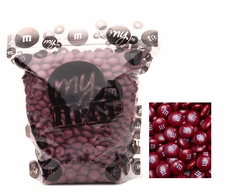 M&M's Maroon 2lb Bag