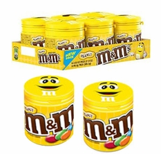 M&M's Peanut To Go Packs 6 Count