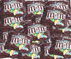 M&M's Plain Fun Size 20lb Bulk (560 Count)
