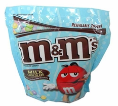 M&M's Plain Pastel Colors 42oz Large Bag