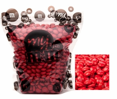 M&M's Red 2lb Bag