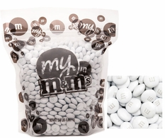 M&M's White 2lb Bag