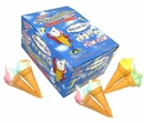 Marshmallow Candy Cones 2pk - 24ct
