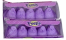 Marshmallow Peeps 10ct - Purple