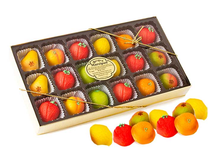 how to make marzipan candy