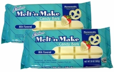 Melt & Make White Chocolate Blocks