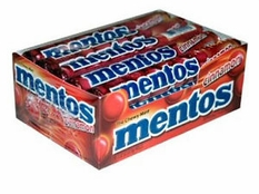 Mentos Chewy Mints  15ct - Cinnamon