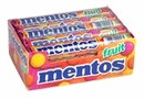 Mentos Chewy Mints 15ct - Fruit