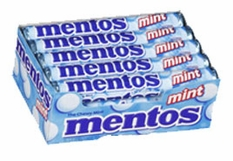 Mentos Chewy Mints 15ct - Mint