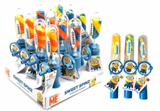 Minions Sweet Spins Lollipops 12 Count