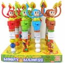 Monkey Madness Toy With Candy 12ct