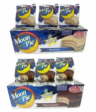 Moon Pies 9ct (Choose Flavor)