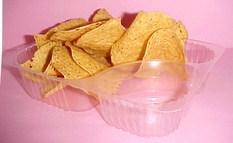 Nacho's Plastic Serving Trays 50ct