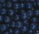 Navy Blue Mini Chocolate Balls 2lb Sixlets
