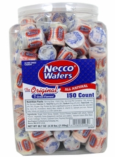 Necco All Natural Wafers Mini's 150ct