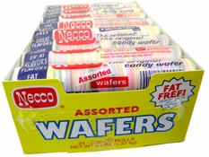 Necco Wafers  Assorted  24ct