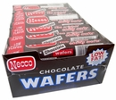 Necco Wafers  Chocolate 24ct