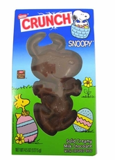 Nestle Crunch Chocolate Snoopy 4.5oz