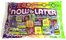 Now and Later Candy 20ct Halloween Mini Treats
