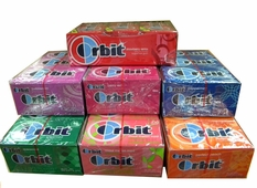 Orbit Sugarless Gum 12ct - Choose Flavor