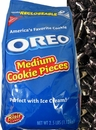 Oreo Cookie Pieces 2.5lb Bag