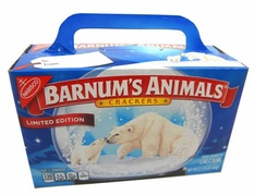Barnum Animal Crackers 2.12oz Holiday Box