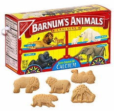Barnum Animal Crackers 2.12oz