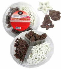 Palmer's Holiday Assorted Candy Gift 22oz Bowl