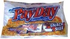 Pay Day Snack Size Candy Bars (17ct)