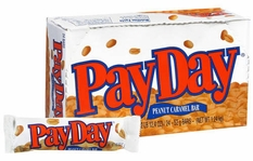 PayDay Candy Bar 24ct