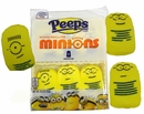 Peeps Minions 6 Count