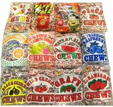 Penny Candy Pieces 240ct Wrapped (Choose Your Flavor)