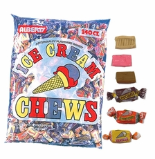 Ice Cream Chews 240 Count